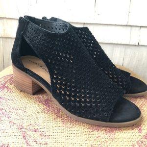NWT Lucky Brand Lucia Booties